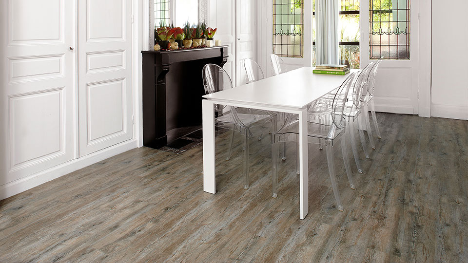 LVT Winter Wood